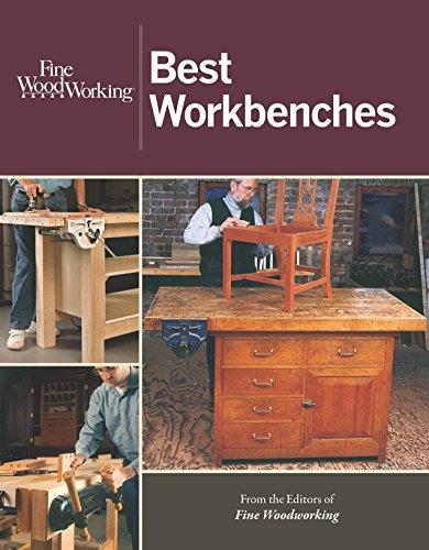 9781600853890: Fine Woodworking Best Workbenches