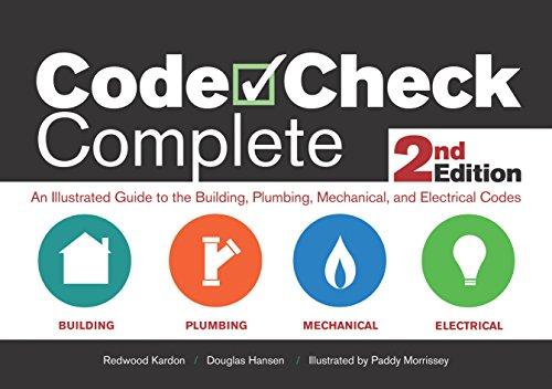 Code Check Complete: Redwood Kardon, Redwood