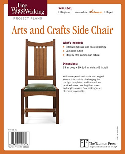 9781600856198: Arts and Crafts Side Chair