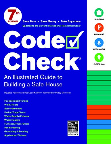 9781600857751: Code Check: 7th Edition (Code Check: An Illustrated Guide to Building a Safe House)