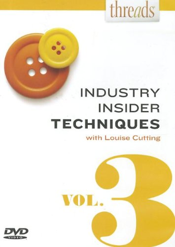 Industry Insider Techniques: Louise Cutting