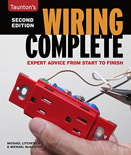 Wiring Complete: Expert Advice from Start to: Litchfield, Michael; McAlister,