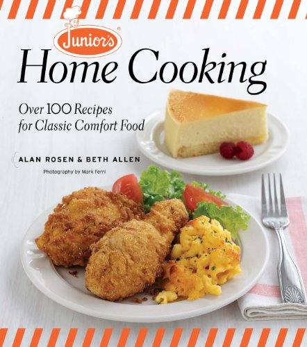 9781600859038: Junior's Home Cooking: Over 100 Recipes for Classic Comfort Food