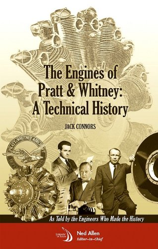 The Engines of Pratt & Whitney: A: J. Connors
