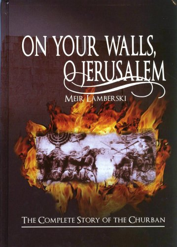 9781600910241: On Your Walls, O Jerusalem