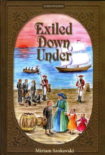 Exiled Down Under: Miriam Szokovski