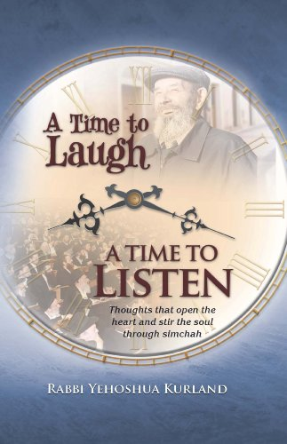 9781600911033: A Time to Laugh; A Time to Listen