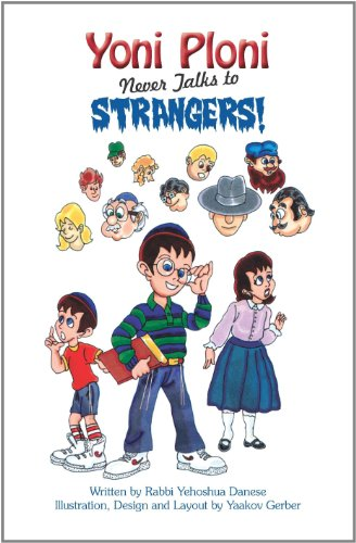9781600911798: Yoni Ploni Never Talks to Strangers