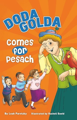 9781600911958: Doda Golda Comes For Pesach