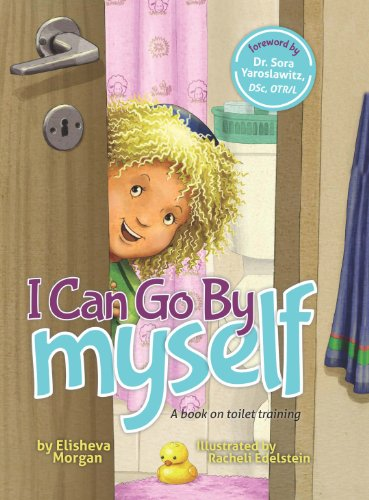 9781600912368: I Can Go By Myself; A book on toilet training