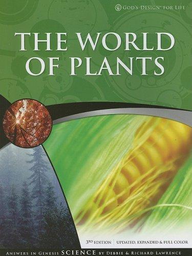 9781600921599: The World of Plants (God's Design)