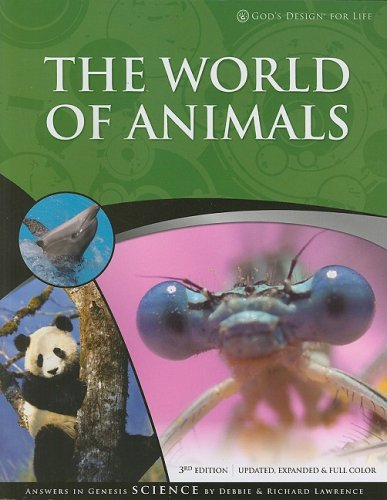 9781600921605: The World of Animals (God's Design for Life)