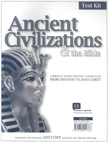 9781600921766: Ancient Civilizations & the Bible: From Creation to Jesus Christ (History Revealed)