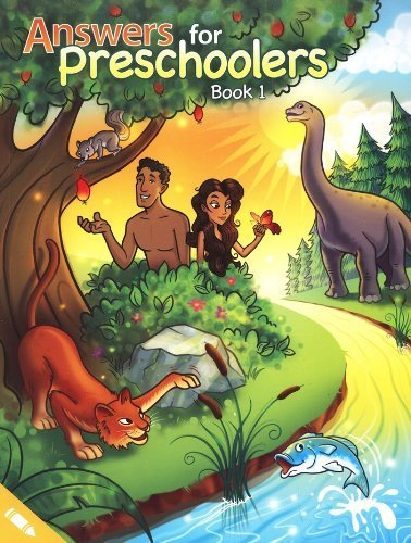 9781600922671: Answers for Preschoolers (Student Book 1)