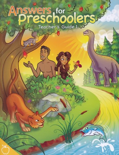 9781600922695: Answers for Preschoolers (Teacher's Guide 1)