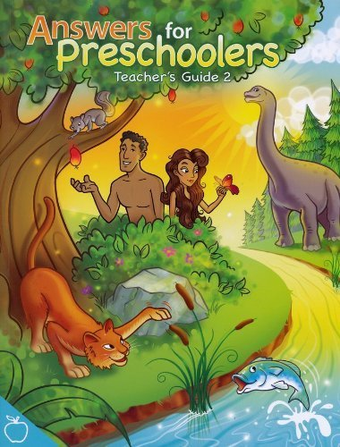 9781600922701: Answers for Preschoolers (Teacher's Guide 2)