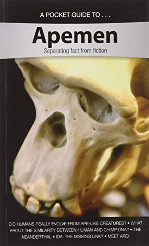 9781600923043: A Pocket Guide to Apemen: Separating Fact from Fiction
