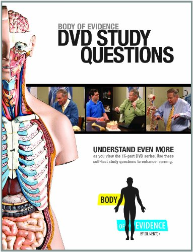 9781600924279: Body of Evidence: DVD Study Questions