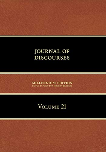 Journal of Discourses: Young, Brigham