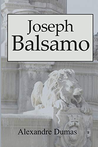 9781600961151: Joseph Balsamo