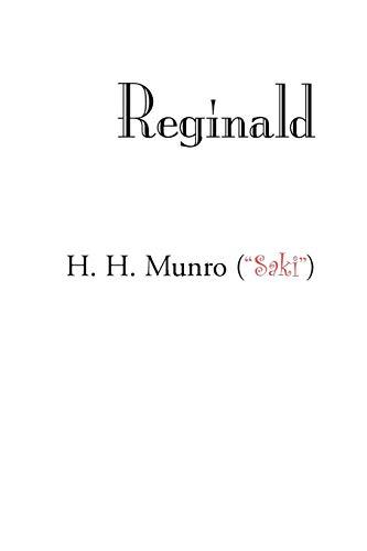 9781600961755: Reginald