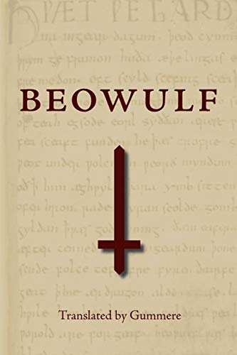 Beowulf, Large-Print Edition: Gummere