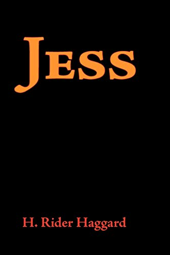 Jess: H. Rider Haggard