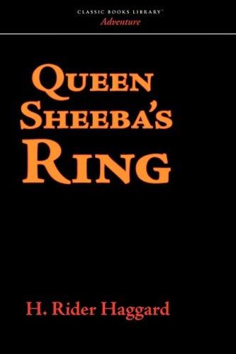9781600963179: Queen Sheba's Ring