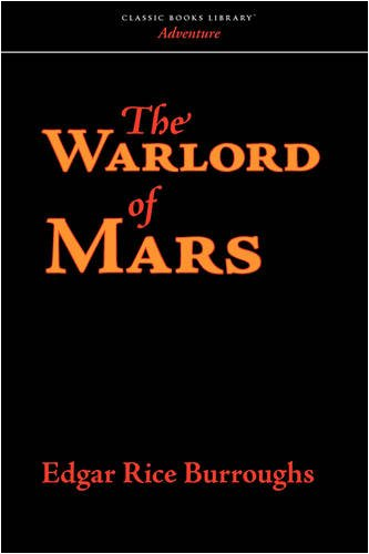 The Warlord of Mars (1600963595) by Burroughs, Edgar Rice