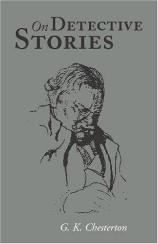 9781600964503: On Detective Stories