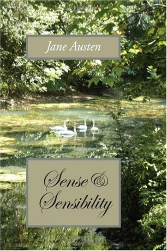 Sense and Sensibility, Large-Print Edition: Jane Austen