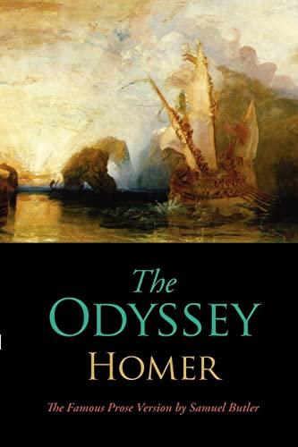 The Odyssey--Butler Translation, Large-Print Edition: Homer