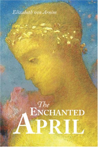 9781600964909: The Enchanted April, Large-Print Edition