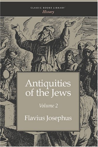9781600965708: Antiquities of the Jews Volume 2