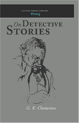 9781600966729: On Detective Stories