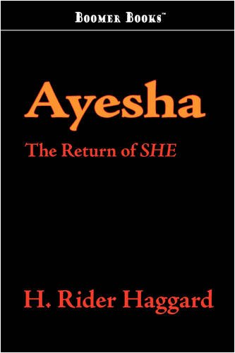 9781600968891: Ayesha: The Return of SHE