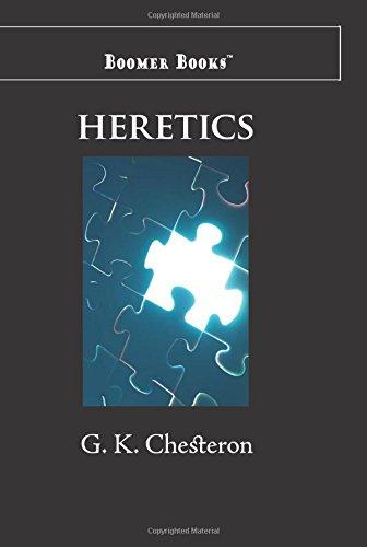 9781600969317: Heretics