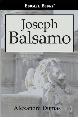9781600969409: Joseph Balsamo