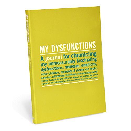 9781601060747: Knock Knock My Dysfunctions Inner-Truth Journal