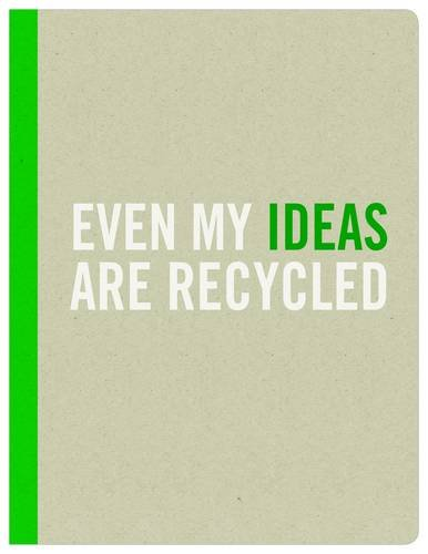 9781601061201: Kraft Journal: Even My Ideas Are Recycled