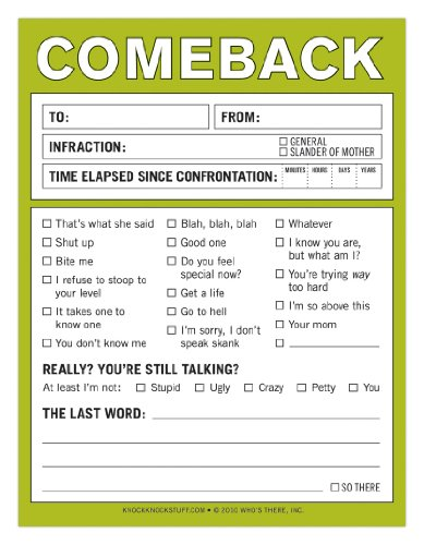 9781601062178: Comeback Nifty