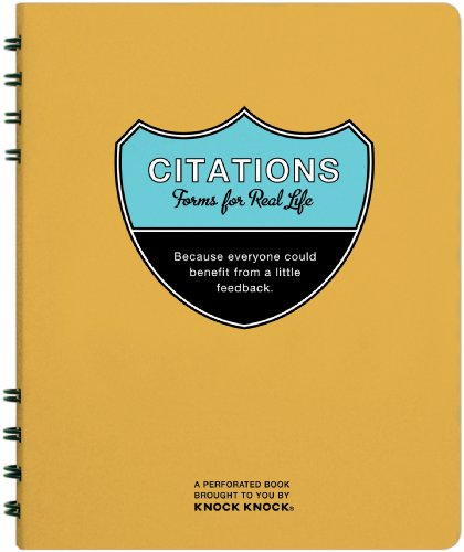 9781601062796: Citations: Forms for Real Life