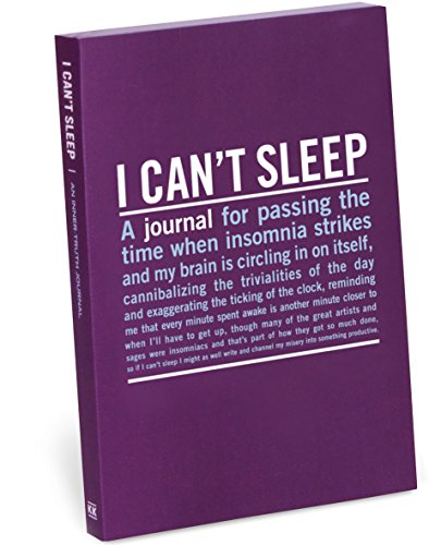 9781601063434: Knock Knock Mini IT: I Can't Sleep (Mini Inner-Truth Journal)