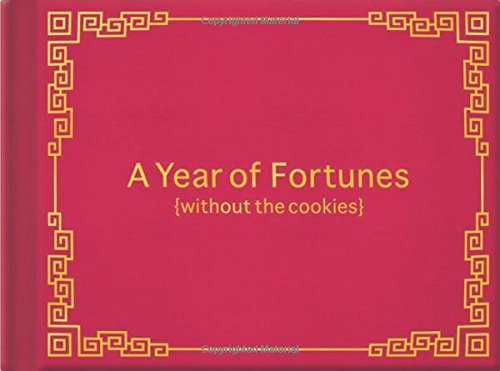 9781601063854: Knock Knock A Year of Fortunes (Without the Cookies)