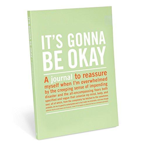 9781601064097: Knock Knock It's Gonna Be Okay Inner-Truth Journal