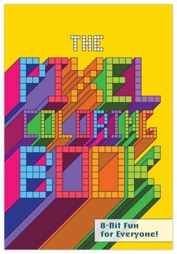 9781601064905: Knock Knock Pixel Coloring Book