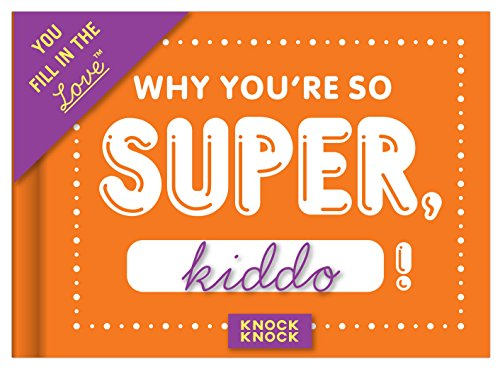 Fill-In-The-Blank (Journal): Knock Knock
