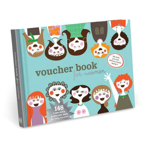 Knock Knock Vouchers for Women (Books &: Knock Knock Books