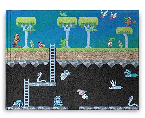 9781601067012: Plumb Notebooks 80s Video Game Sketchbook