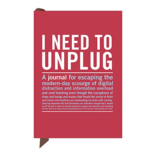 9781601067524: Knock Knock I Need to Unplug Mini Inner-Truth Journal